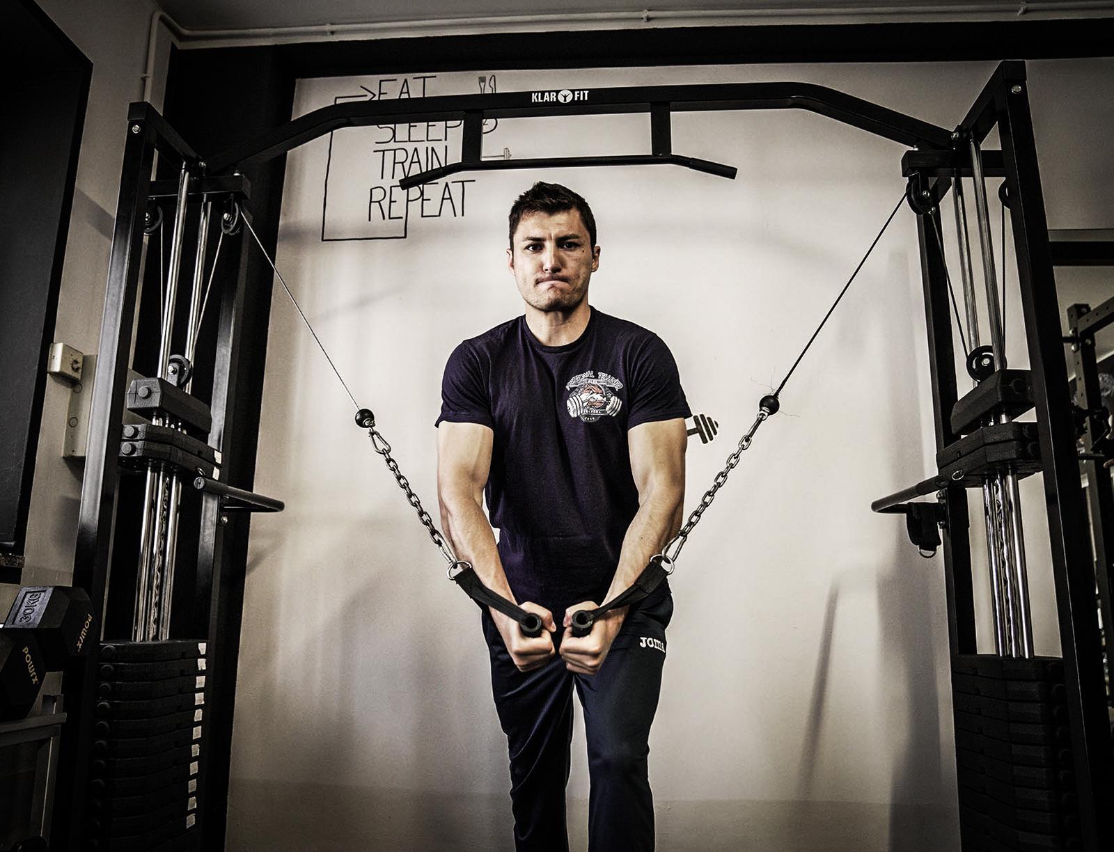 Alex Laganà personal trainer a Volvera - Torino