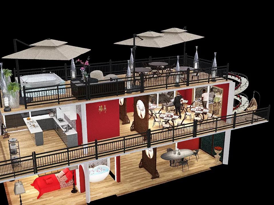 Floating House Isabella Adduci