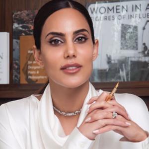 Sua altezza Al Reem Al Tenaiji Principessa degli Emirati Arabi Uniti insegnerà all'Università Popolare di Milano