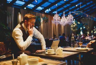 Enzo Di Giambattista. Professione: food & restaurant consultant